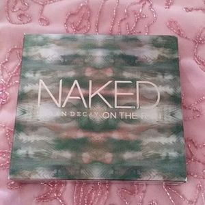 UD Naked on the Run